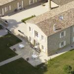 Domaine de Vincenti | La Forge - vue aérienne