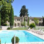 Domaine de Vincenti | La Petite Maison - Piscine