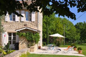 Domaine de Vincenti | Le Four à Pain - Terrasse