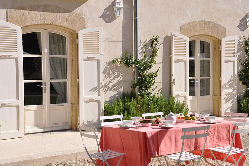 Domaine de Vincenti | Le Fruitier - Terrasse