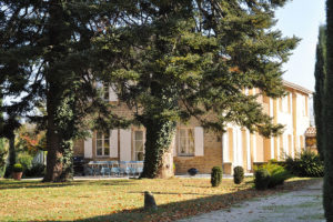 Domaine de Vincenti | Les Agnelles - Jardin
