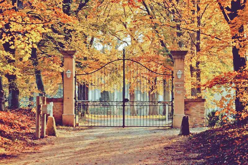 Domaine de Vincenti | Entrée principale