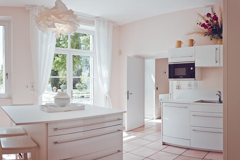 Domaine de Vincenti | La Petite Maison - Cuisine