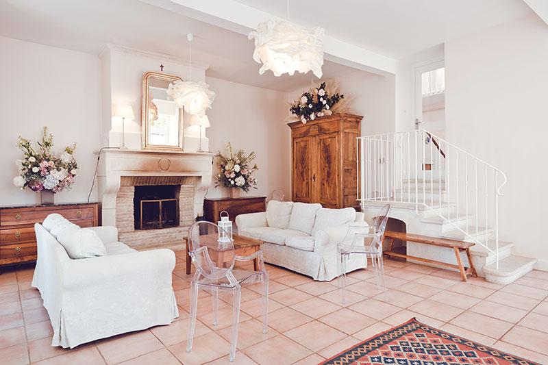Domaine de Vincenti | La Petite Maison - Salon