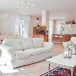 Domaine de Vincenti | La Forge - Salon, salle à manger, cuisine