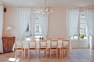 Domaine de Vincenti | La Forge - Salle à manger