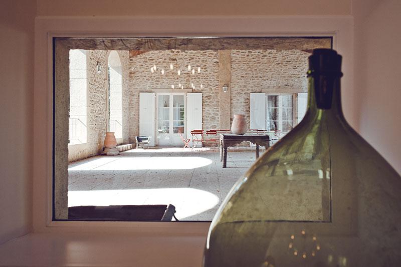 Domaine de Vincenti | Le Bassin - Grange