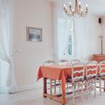 Domaine de Vincenti | Le Bassin - Salle à manger