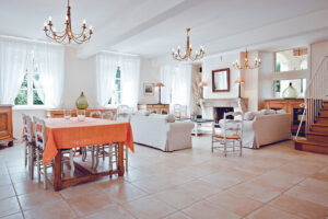 Domaine de Vincenti | Le Fruitier - Salon