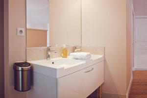 Domaine de Vincenti   Le Fruitier - Salle de bain